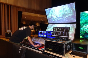 【映像・音響のお手伝い】TVや展示会などで使用される、音響や映像機器の設置サポートをお任せします♪「イベントに関わりたい!」「興味がある」でOK♪
