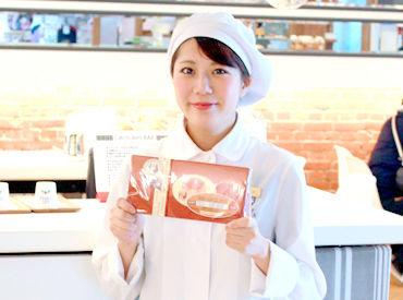 ≪大人気のスイーツを販売≫ 函館を代表する洋菓子店♪ 注文伺い・お会計・品出し等、お仕事はシンプルです!