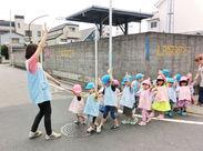 【無資格×未経験もOK♪】子どもが好き…!そんな気持ちがあれば大歓迎!子どもの笑顔を支えよう!