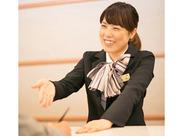 もちろん『日本語しか話せない…』という方も大歓迎!! 周りより一歩先に、マナースキル/語学スキルを GETしちゃいましょう★