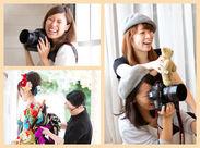 接客/オシャレ/子ども/ウェディング/写真etcどれか1つでも好きな方、興味のある方大歓迎です★