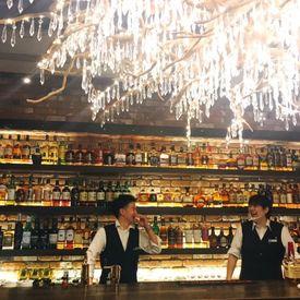 ★10月16日にOPENしました★ ピカピカの綺麗なお店!! スターティングメンバー大募集♪ お酒の豆知識もたくさん身につきます◎