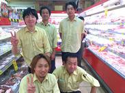 ≪スタッフ仲良し≫昼休みにはお総菜を社割で買って一緒に食べることも!お肉屋さんのお総菜はとってもデリシャス♪