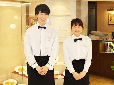大丸神戸店内のお洒落なレストラン♪ 学校帰りや家からも楽に通える距離感です◎