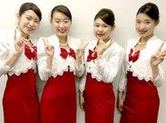 札幌駅・大通駅周辺の有名ホテルでお仕事…☆ ヘアメイクは専門スタッフのお手伝いがありますよ!!