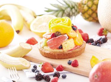 新しくオープンしたお店で、 私たちと一緒にお客さまへ旬のフルーツを提供しませんか*