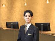 ≪20~30代のSTAFF活躍中≫ 未経験から社員登用のチャンスも★月収26万円も可能! ホテル業界に興味がある方にぴったりです。