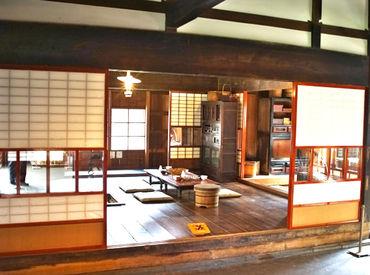 【清掃スタッフ】≪野外博物館≫北海道開拓の村内の清掃♪新札幌駅から、車で10分程度!→駐車場利用は無料なので安心です◎