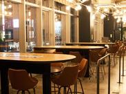 関東を中心に全国各地へ展開するカフェ。インテリア、音楽…こだわりの詰まったお洒落空間♪※モーニング勤務のみの募集です