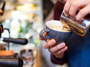 ◆*タリーズコーヒーの新しい仲間を大募集*◆ 人気のカフェでバイトデビューしませんか?