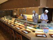 新宿小田急百貨店 マンハッタンヒルズ12F♪カウンターとテーブル席がある店内。まずは簡単なことからお願いします◎