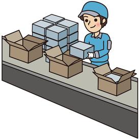【コスメの梱包/検品】[キャップを締めるだけ][商品をチェックするだけ][商品を箱詰めするだけ]モクモク出来ちゃうとってもカンタンな作業☆
