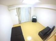 新生活応援★無料家電つきのきれいな寮もあります♪ (上記の画像は一例です。)