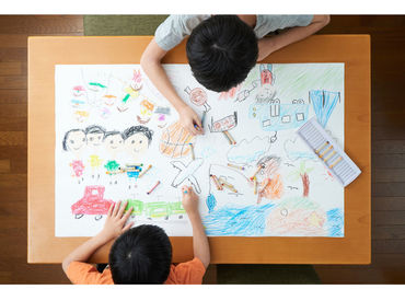 \香春町エリアの学童スタッフ/ 無資格の方も子ども達のサポートなど簡単だから安心★ 子ども達の笑顔に囲まれてお仕事しよう♪