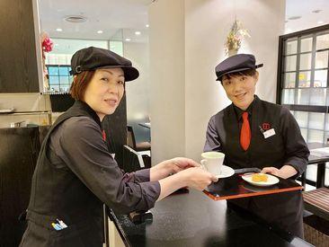 和スイーツを堪能!大人気の和CafeでSTAF大募集★主婦・フリーターさんが活躍中です◎