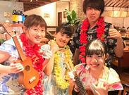 1974年にハワイで誕生して以来、地元の方たちもハワイに訪れる観光客にも大人気!一緒に楽しく働きませんか★