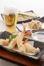 厳選素材を使用して、サクサク揚げたてで、こだわりの天ぷらをご提供しています♪。*