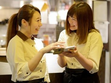 【ホールSTAFF】★;*。カラダにも嬉しい中国料理店。*;★週1日・1日3h~OKで働きやすさ抜群!美味しい餃子と楽しい時間を提供しましょう♪