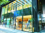 【BEAMS】金沢で、接客・販売をお願いします! 服装&髪型自由⇒あなたらしく働けますよ◎さらに、嬉しいクルマ通勤OK!!