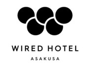 ≪昨年春オープン WIRED HOTEL≫ 部屋の境はあっても、国境はありません。 「部屋にいたくない」そう思われたいホテルです。