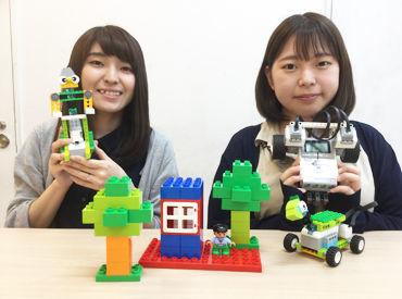 """【子ども向けプログラミング教室講師】\20~30代が活躍中!/レゴ(R)ブロックを使った⼦ども向け教室で、""""先生""""のお仕事を始めませんか?★"""