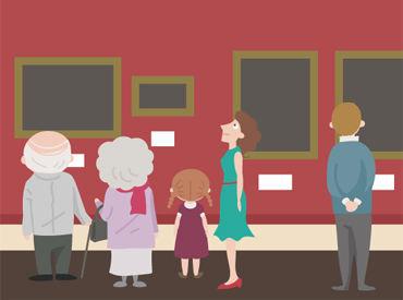 ★「デザインあ展」スタッフ募集★ 豊田市美術館では幅広い年代の方が活躍中!! 「3月で学校卒業」という学生さんも歓迎♪