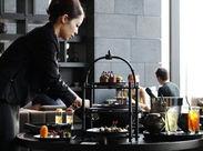 都内で人気の有名ホテルでお仕事★自分の経験を活かして、しっかり稼ごう!