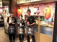 ディナー時間帯は学生やフリーターが活躍中♪横浜ランドマークタワー内のお店なので、勤務前にショッピングも楽しめます★
