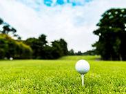 ゴルフ場での受付・レストランスタッフを大募集!!未経験さんもスタートしやすい簡単WORK★夕方までのお仕事なので家庭とも両立◎