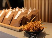 芋けんぴや芋スイーツ…懐かしく上品な味にファンも多数♪ おいしい芋スイーツをお客さまにお届けしましょう!