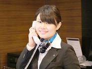 安心大手≪アパホテル≫で大募集!就活に役立つPointも多数★バイト代+内定もGET!