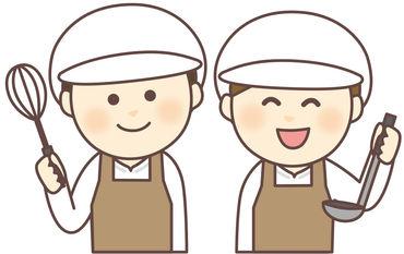 【調理補助Staff】▼お任せするのは…盛り付けなど簡単なお手伝い◎未経験から始めたスタッフ多数活躍中★接客はないので、モクモク働けます♪