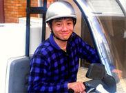 さあさあ、Let's☆デリバリー↑お客様の笑顔が直接見れるのは宅配Staffの特権♪まずはバイクの運転から!?先輩が丁寧に教えます!