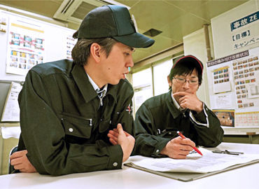 アルバイトで入社後、正社員登用を行っています! 『将来的には、正社員として働きたい』 そんな方にもピッタリ!★