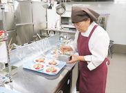 働きながら、自然と料理のレパートリーも増えちゃう♪ 毎日のご飯のメニューにも◎