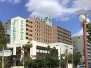 浜松駅近[くれたけイン アクト浜松]で大募集! まかないアリでとってもお得◎ 朝の時間を活用しましょう*