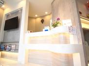 ◆家族で通える街の歯医者さん◆ 駅チカで通いやすい!昨年オープンしたばかり◎スタッフさんも助け合いながら働いてます♪