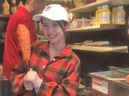 町田で話題のハットグ(チーズドッグ)専門店が緊急大募集★☆接客未経験の方も大歓迎です!