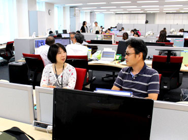 【事務Staff】月末月初の勤務がメイン♪主婦さん多数活躍中!PC操作/ファイリングetc誰にでもできるカンタンワーク★