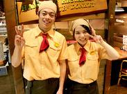6時間以上の勤務の日は200円で美味しいハンバーグが食べられたり、誕生月にお食事券をGETできるなど、嬉しい待遇もあり★。*