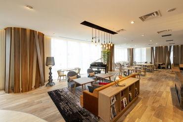杜の都・仙台の爽やかな風がバッハの音楽とともに吹き抜ける151室のホテルです。