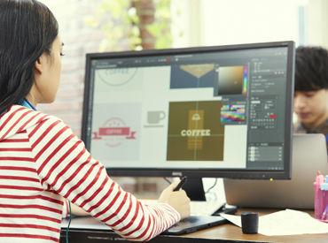 「WEBデザイナー経験を活かして働きたい」 そんな方にとってもオススメ◎ 分からないことは丁寧にフォローします!