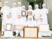 ☆やってみようお豆腐作り♪☆ 未経験スタート大歓迎◎ まずは先輩や社員のマネをしながら 作業してみましょう!