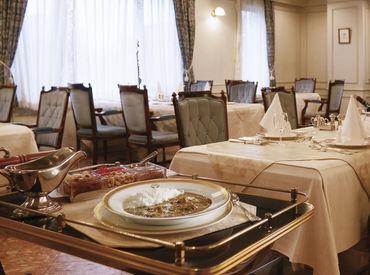 おなじみ「五島軒」の直営レストラン★ スタッフ割引もありますよ♪ (オープン前のため、写真は本店のものです)