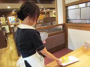 昭和モダンな和テイストのお店は「ホッ」と心落ち着く雰囲気…★こんなステキなお店で働けたら最高ですよね♪