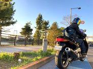 夕焼けにバイク…このカッコよさがわかる!!という方、仲間です(笑)昨日届けた本がTV番組で使われてる!そんな感動もあります♪