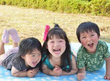 未就学~高校生までの子どもを対象としたデイサービス★笑顔が絶えないステキな職場です! ※画像はイメージです
