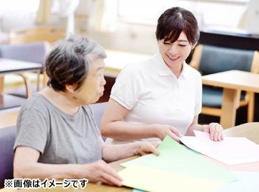 [今出川駅周辺] 経験のない方多数/全力でサポート/福祉のお仕事