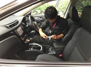 ★幅広い世代のスタッフ活躍中★ 丁寧な研修があるので初めてでも安心! 自分の手で車がキレイになる嬉しさ…クセになりますよ♪