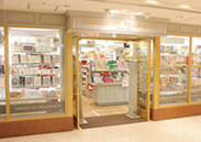 《駅直結!》海外コスメや輸入雑貨も多数★*いるだけでワクワクするようなお店です♪